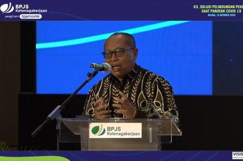 Dirut BPJS Ketenagakerjaan: Penerapan K3 Berdampak ke Pertumbuhan Ekonomi