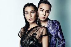 Bella Hadid Tak Sabar Saksikan G-Dragon di Coachella 2020