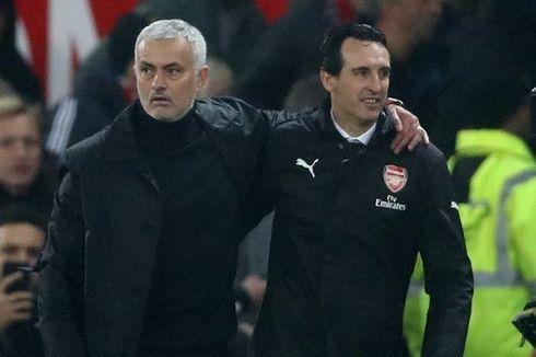 Jose Mourinho Bantah Pernah Diminta Arsenal untuk Gantikan Unai Emery