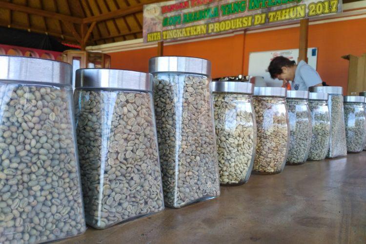 Kopi Kintamani, kopi khas Bali.