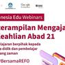Jadwal 7 Webinar Gratis Kemendikbud untuk Asah Keahlian Guru