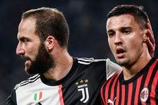 Hasil dan Klasemen Liga Italia Pekan Ke-12, Juventus Masih Memimpin