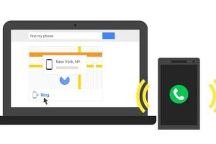 Fitur baru Google ini memudahkan pengguna smartphone Android menemukan perangkatnya yang hilang