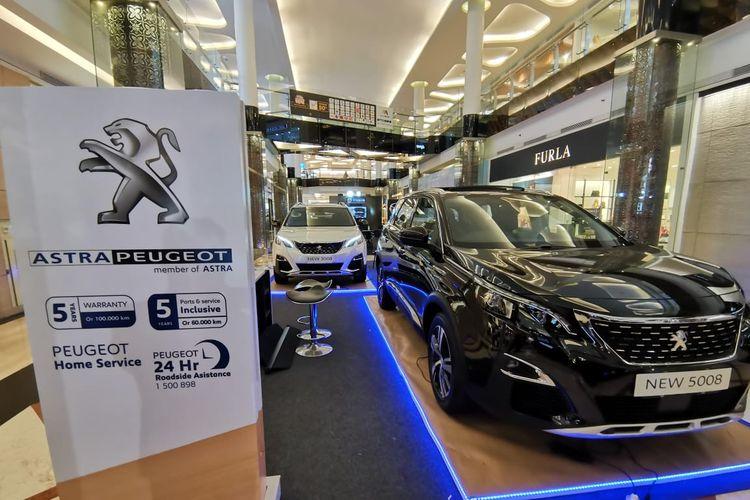 Ilustrasi Astra Peugeot