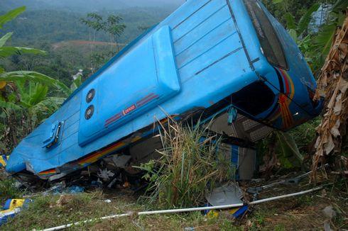 Sopir Bus yang Terjun ke Jurang di Sukabumi Sempat Diingatkan Jangan Ngebut