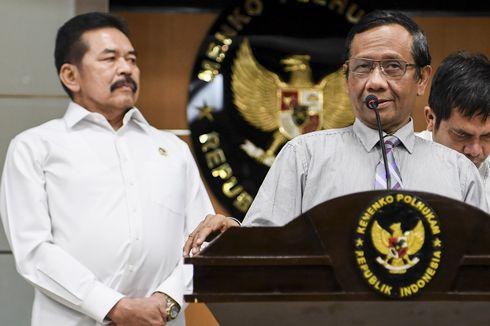 Mahfud MD Klarifikasi Pernyataan Jaksa Agung soal Tragedi Semanggi