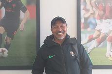 Garuda Select Vs Leicester, Fakhri Husaini Bangga dengan Permainan Tim
