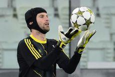 Kedatangan Thibaut Courtois di Chelsea Sempat Bikin Petr Cech Kesal