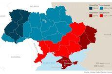 Ukraina Tuding Putin Dalangi Penyerbuan Kantor Pemerintahan Daerah