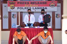 Seorang PNS di Aceh Timur Mencuri Puluhan Ponsel, Begini Modusnya