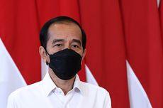 Tinjau Vaksinasi Covid-19 di UI, Jokowi: Juli 2021 Target 1 Juta Orang Per Hari Divaksinasi