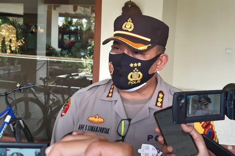 Kapolresta Solo, Kombes Pol Ade Safri Simanjuntak.