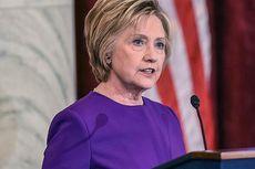 Salahkan Demokrat soal Pilpres AS, Hillary Clinton Diminta