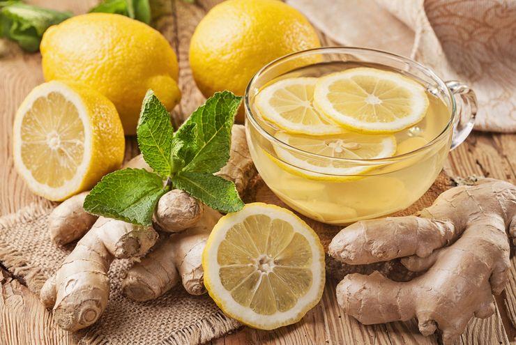 Jarang Diketahui, Kenali 5 Manfaat Minum Lemon dan Jahe sebelum Tidur