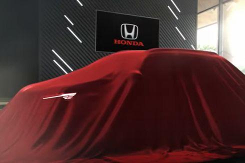 Tak Cuma BR-V, Tertutup Kain Merah Honda Masih Punya Kejutan Lain ?