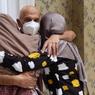 Momen Haru Mark Sungkar Bertemu Zaskia dan Shireen, Peluk hingga Doakan Kedua Putrinya