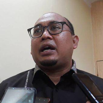 Juru Bicara Badan Pemenangan Nasional (BPN) Prabowo Subianto-Sandiaga Uno, Andre Rosiade