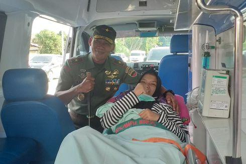 Siswi SMA Pengidap Tumor Ganas di Riau Dirujuk ke RSPAD Gatot Subroto