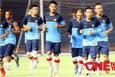 Susunan Pemain Timnas Indonesia U-19 Vs Myanmar U-19