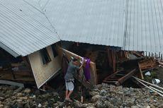Angin Kencang Terjang Sumbawa, Satu Kantor Desa Roboh, 3 Orang Terluka