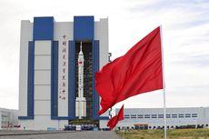 China Pindahkan Roket Baru, Siap Kirim Kru Pertama ke Stasiun Luar Angkasa Tianhe