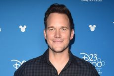 Profil Chris Pratt, Bintang Film Jurassic World dan Guardians of the Galaxy
