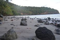 Legenda Pantai Enagera di Kaki Gunung Api Ebulobo Flores (1)