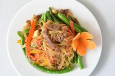 Resep Mie Shirataki Goreng, Tambah Sayur atau Daging Sesuai Selera