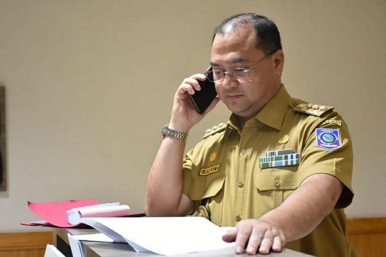 Dalam upaya pencegahan meluasnya Covid-10, Pemprov Kepualuan Bangka Belitung terapkan kebijakan agar ASN bekerja dari rumah.