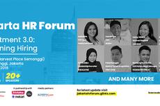 Jakarta HR Forum 2019: Bahas Perubahan Wajah Industri HR