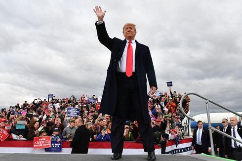 Trump Akui Tak Percaya soal Perubahan Iklim Bisa Hantam Ekonomi AS