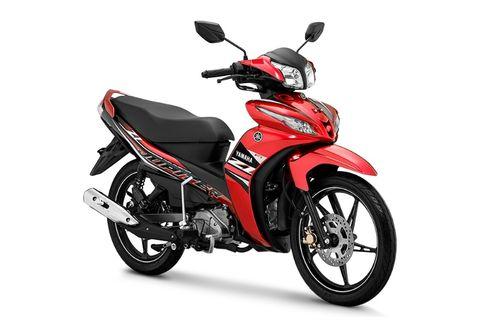 Yamaha Jupiter Z1 2020 Bersolek Ganti Baju