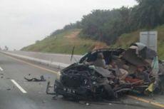 Satu Keluarga Tewas akibat Kecelakaan di Tol Pekanbaru-Dumai