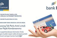 BJB T-Samsat, Solusi untuk yang Sering Lupa Bayar Pajak Kendaraan
