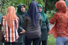 Puluhan Perempuan Bercelana Ketat Terjaring Razia Polisi Syariah