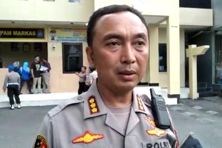 Kepala Polrestabes Surabaya Kombes Sandi Nugroho