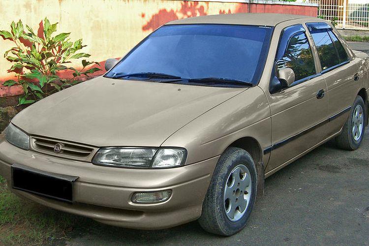 Ilustrasi mobil nasional Timor