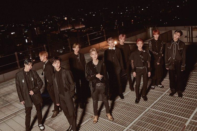 Kesepuluh anggota NCT 127
