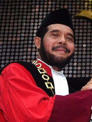 Ketua Mahkamah Konstitusi (MK) terpilih Anwar Usman.
