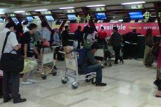 Puncak Arus Mudik di Bandara Hasanuddin Dipediksi H-2