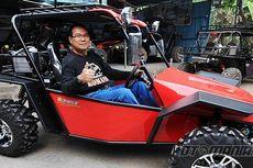 Intip Pabrik Mobil Nasional Fin Komodo di Cimahi