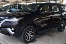 Giliran All-New Toyota Fortuner yang Bocor