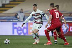 Hasil Serbia Vs Portugal - Ronaldo Mandul, Selecao das Quinas Gagal Menang