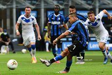 Inter Vs Brescia, Sanchez Pimpin Nerazzurri Pesta 6 Gol