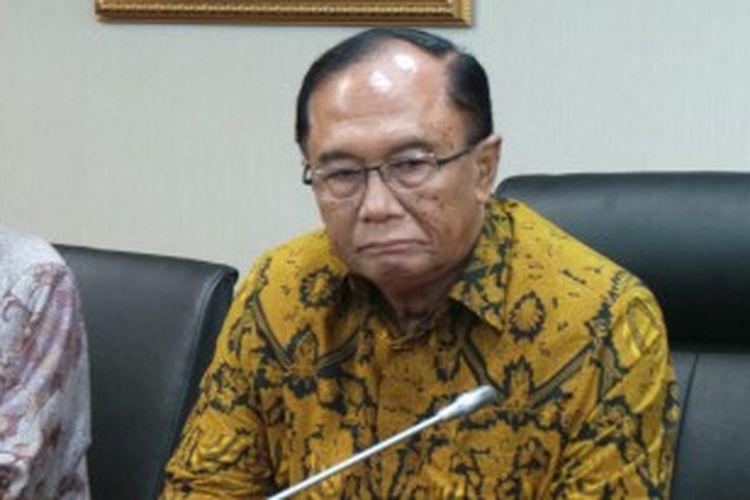 Politisi senior PDI Perjuangan Sidarto Danusubroto