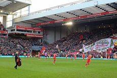 Liverpool Libatkan Penduduk Kota dalam Proyek Stadion Anfield