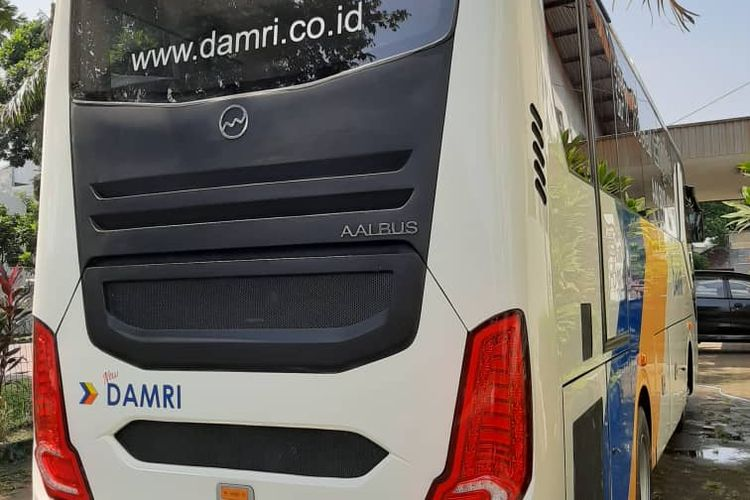 Bus medium Damri