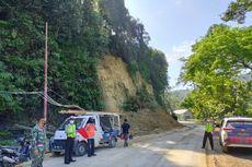 Jalan Lintas Riau-Sumbar Bisa Dilalui Kembali Setelah Lumpuh Total karena Longsor