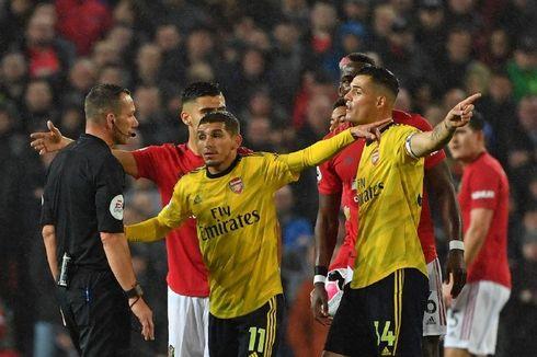 Man United Vs Arsenal, Kedua Tim Berbagi Poin di Old Trafford