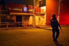 Klub Penari Telanjang di Meksiko Diserang dan Dibakar, 25 Orang Tewas